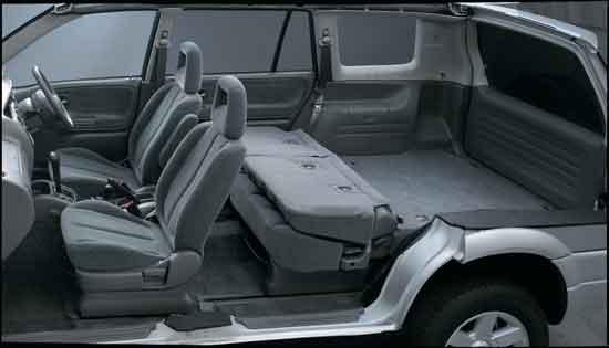 Suzuki Grand Escudo Xl